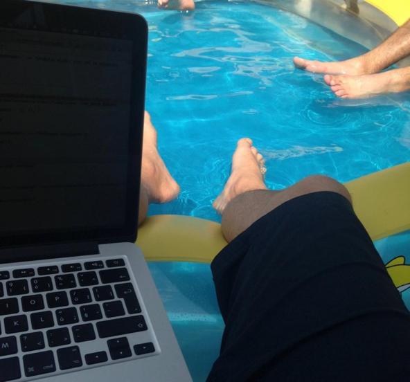 Práca verzus relax